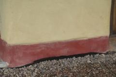 Cemento Lustrado Rojo