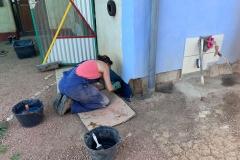 Aplicación de cemento 3