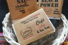 Jabon para los Manos - Cafe y Tea Tree